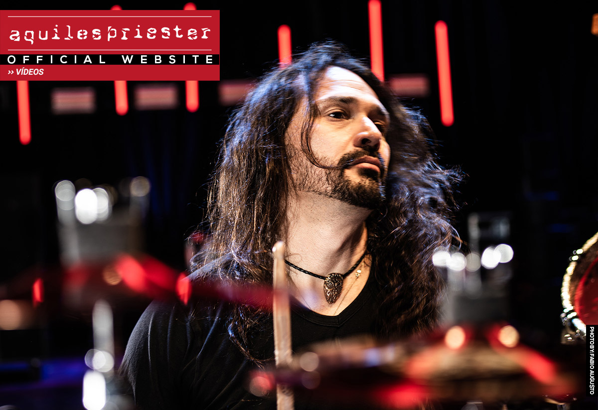 videos do aquiles priester